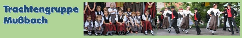 Trachtengruppe Mußbach